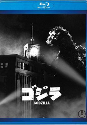 Godzilla's Poster