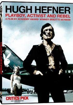 『Hugh Hefner: Playboy, Activist and Rebel (原題)』のポスター