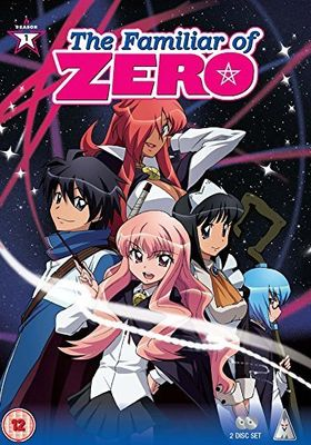 The Familiar of Zero Season 1's Poster
