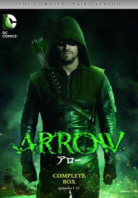 Arrow Season 3's Poster