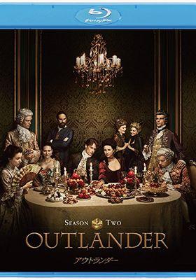 『アウトランダー シーズン 2』のポスター
