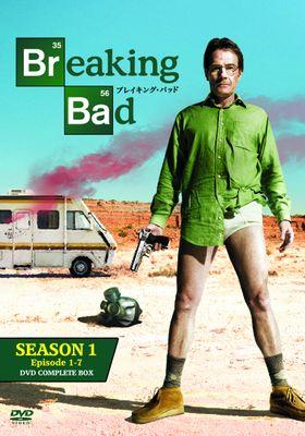 브레이킹 배드 시즌 1의 포스터