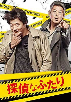The Accidental Detective's Poster
