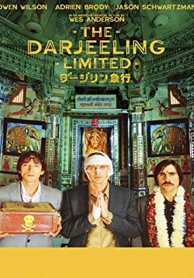 The Darjeeling Limited's Poster