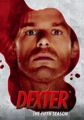 Dexter Season 5's Poster