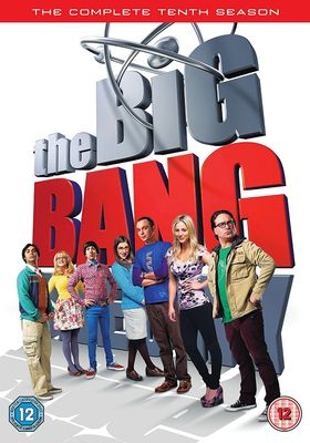 『ビッグバン★セオリー シーズン10』のポスター