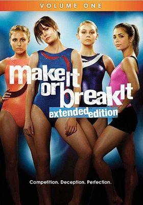 Make It or Break It Season 1's Poster