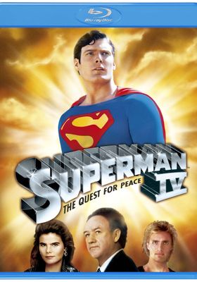 Superman IV: The Quest for Peace's Poster