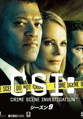 CSI: Crime Scene Investigation Season 9's Poster
