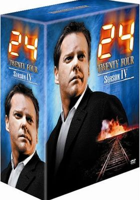 24 Season 4's Poster