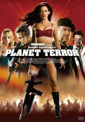 Planet Terror's Poster