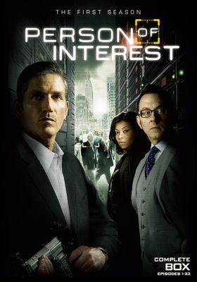 Person of Interest Season 1's Poster