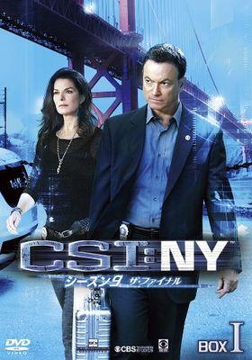 CSI: NY Season 9's Poster