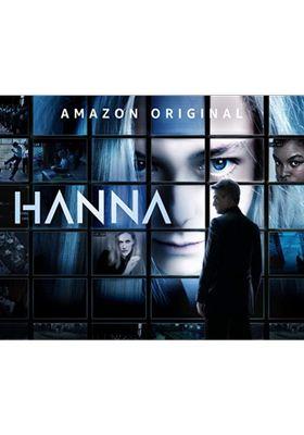 『ハンナ ~殺人兵器になった少女~ シーズン2』のポスター