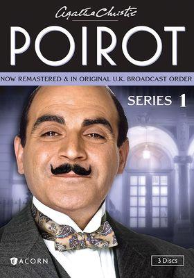 『名探偵ポワロ シーズン1』のポスター
