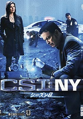 CSI: NY Season 8's Poster