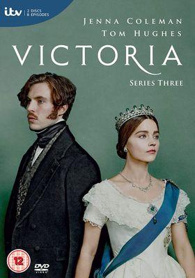 『女王ヴィクトリア 愛に生きる シーズン3』のポスター