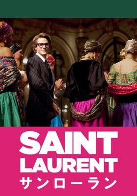 Saint Laurent's Poster