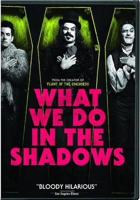 『What We Do in the Shadows (原題)』のポスター