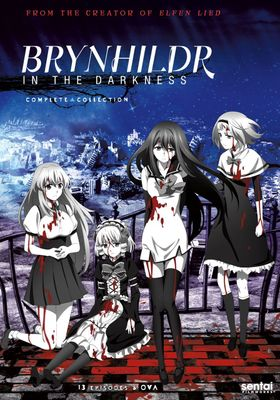 Brynhildr in The Darkness 's Poster