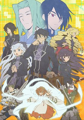 Log Horizon: Destruction of the Round Table's Poster
