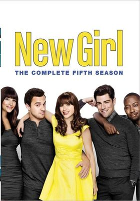 New Girl Season 5's Poster