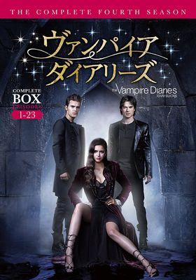 The Vampire Diaries Season 4's Poster