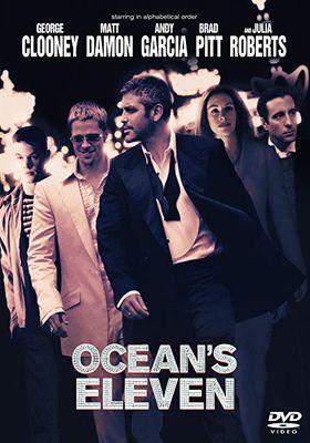 『オーシャンズ11』のポスター
