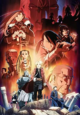 Fullmetal Alchemist: Brotherhood 's Poster