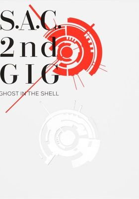 Ghost in the Shell: Stand Alone Complex 2nd GIG's Poster