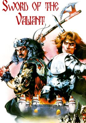 Sword of the Valiant: The Legend of Sir Gawain and the Green Knight's Poster