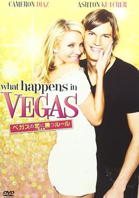 What Happens in Vegas's Poster