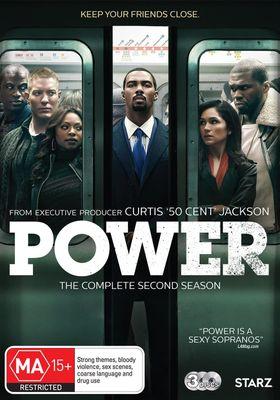 『POWER/パワー シーズン2』のポスター
