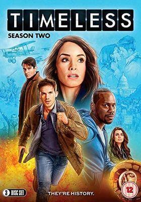 타임리스 시즌 2의 포스터