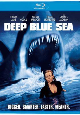 딥 블루 씨의 포스터