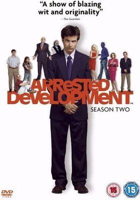 Arrested Development Season 2's Poster