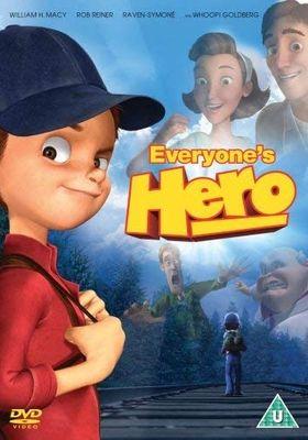 『Everyone's Hero(原題)』のポスター