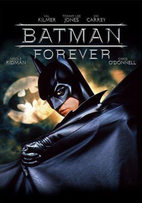 Batman Forever's Poster