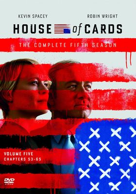 하우스 오브 카드 시즌 5의 포스터