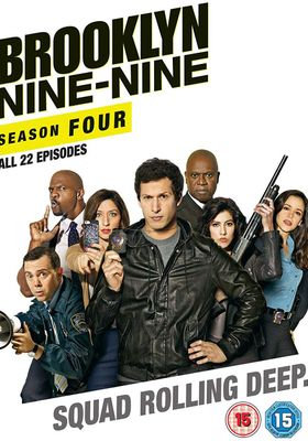 Brooklyn Nine-Nine Season 4's Poster