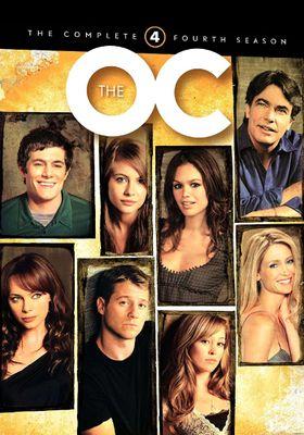 The O.C. Season 4's Poster