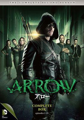 Arrow Season 2's Poster