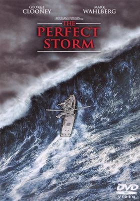 『パーフェクト ストーム』のポスター