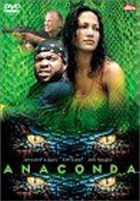 아나콘다의 포스터