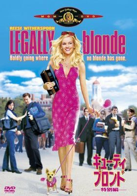Legally Blonde's Poster