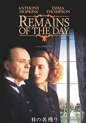 The Remains of the Day's Poster