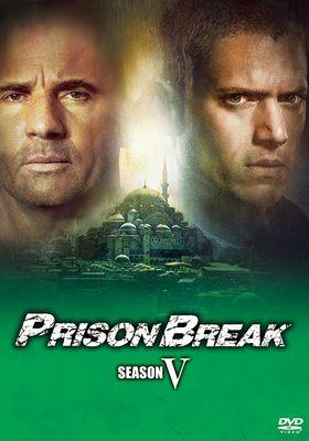 『プリズン・ブレイク シーズン5』のポスター