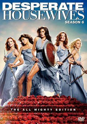 위기의 주부들 시즌 6의 포스터