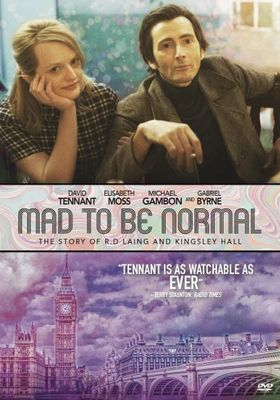 『Mad to be normal (原題)』のポスター