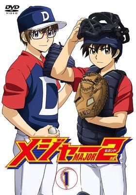 MAJOR 2nd Season 1's Poster